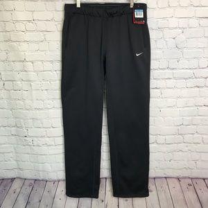 Nike Therma-Fit Black sweat pants NWT medium